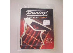 Dunlop Acoustic Curved Trigger Capo