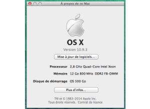 Apple MAC PRO BI 2.8GHz Quad-Core Intel Xeon (20418)