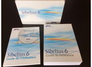 Sibelius Sibelius 6 Pro (56366)