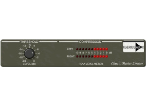 Kjaerhus Audio Classic Master Limiter [Freeware]