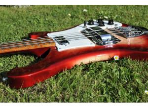 Rickenbacker 4001v63 fireglo
