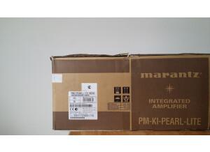 Marantz PM KI pearl lite silver