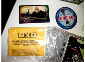 Electro-Harmonix Deluxe Memory Man 550-TT (55744)