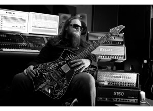 Eyal Levi at Audiohammer