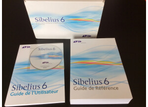 Sibelius Sibelius 6 Pro (88454)