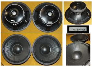 B&C Speakers 15TBX100 (44863)