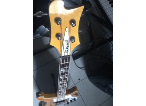 Az By Wsl Guitars BASSE