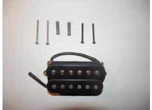 DiMarzio DP155F The Tone Zone F-Spaced - Black