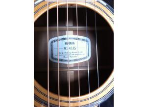Yamaha FG-433S