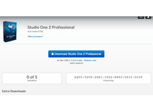 PreSonus Studio One 2 Professional (53774)