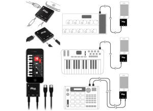 IK Multimedia iRig MIDI (72100)