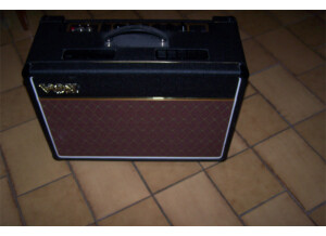 Vox AC 15 MADE IN ENGLAND (anciènne version)