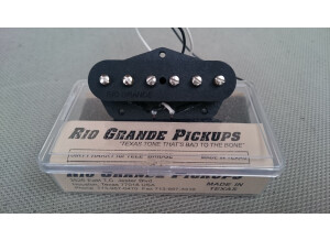 Rio Grande Pickups Dirty Harry Tele Set