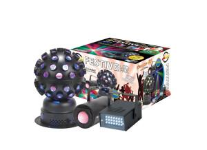 ADJ (American DJ) Festive LED Pak