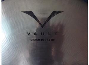"Sabian Vault Crash 16"""