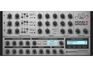 CFA-Sound MonoGrizzly 2