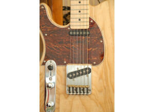 G&L Tribute ASAT Classic Lefty - Natural Gloss Maple