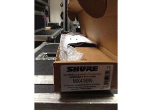 Shure MX418/N
