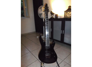 ESP Horizon FR-III - See Thru Black (29802)