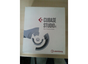 Steinberg Cubase Studio 4 (76195)