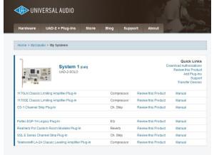 Universal Audio SSL E Series Channel Strip Plug-In