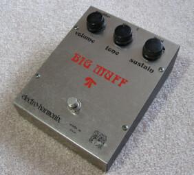 Electro-Harmonix Big Muff Pi V2 : Electro-Harmonix Big Muff Pi V2
