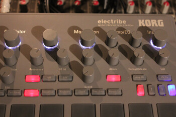 Korg Electribe 2 2014
