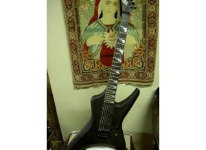 Dean Guitars Razorback Stealth