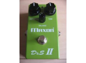 Maxon D&S II Distortion/Sustainer Reissue (49760)
