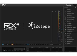 iZotope RX 4